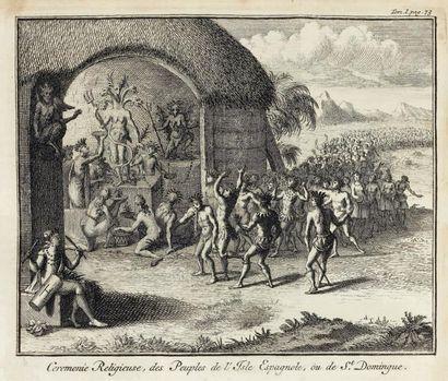 CHARLEVOIX (Pierre-François-Xavier de). Histoire...