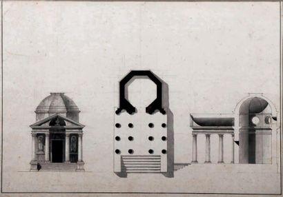 Giacomo QUARENGHI (Rota Fuori, 1744 - Saint-Petersbourg, 1817)