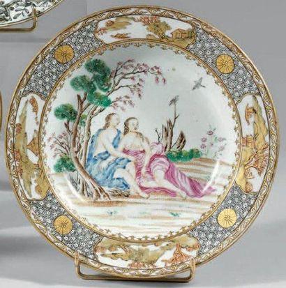 ÉPOQUE QIANLONG (1736-1795)