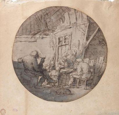 Atelier de Adriaen Van OSTADE (1610-1685)