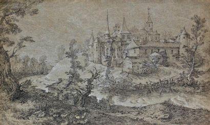 Attribué à Louis de SILVESTRE (1675-1760)