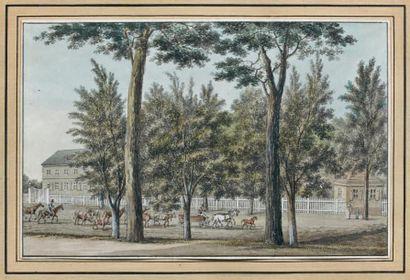 École ANGLAISE du début du XIXe siècle