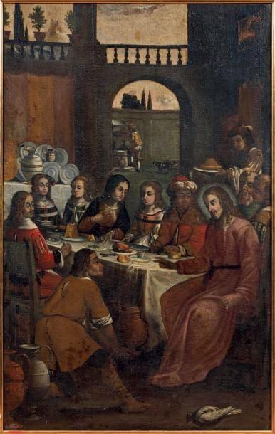 ÉCOLE FRANÇAISE de la première moitié du XVIIe siècle