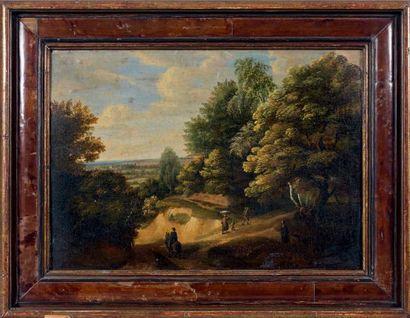 Attribué à Jacques d'ARTOIS (1613-1686)