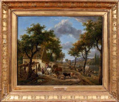 Jean-Louis DEMARNE (1744/54-1829)