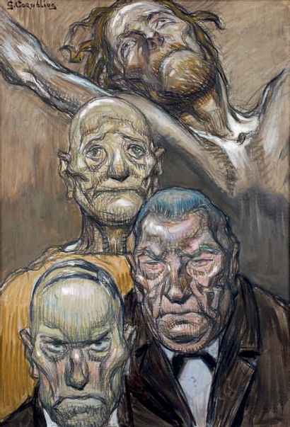 Georges CORNELIUS (1880 - 1963)