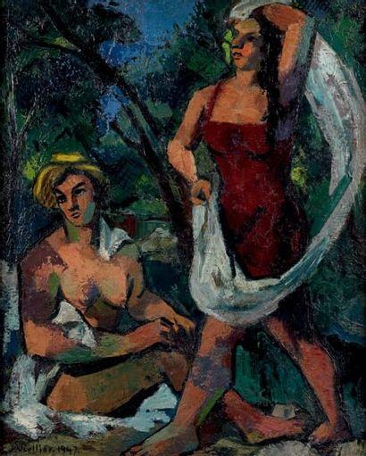 Jean VIOLLIER (1896-1985)