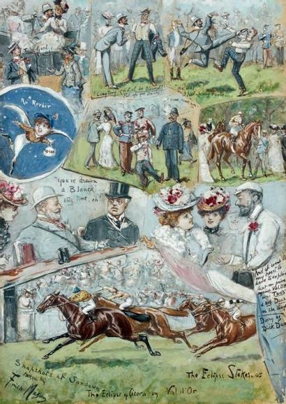 Finch MASON (1850-1915)