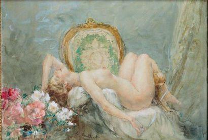 Antoine CALBET (1860-1944)