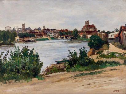 MARCEL FRANCOIS LEPRIN (1891-1933)