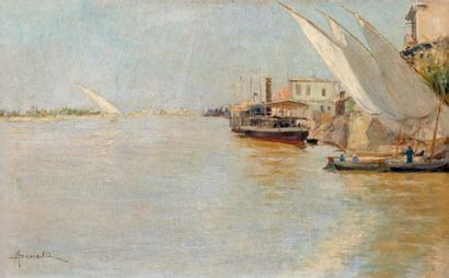Adolfo SCARSELLI (1866-1945)