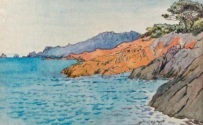 Jean Francis AUBURTIN (1866-1930)
