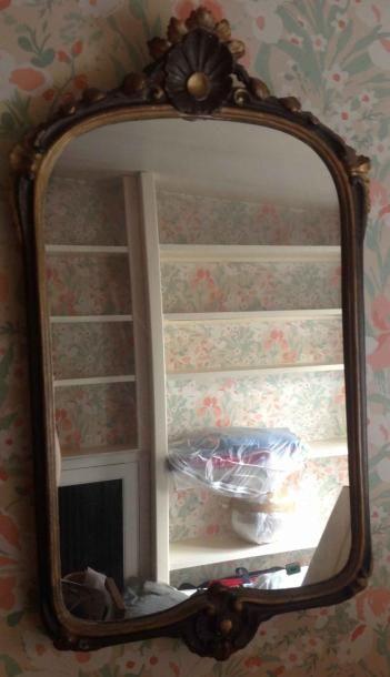 Miroir. Style Louis XV.