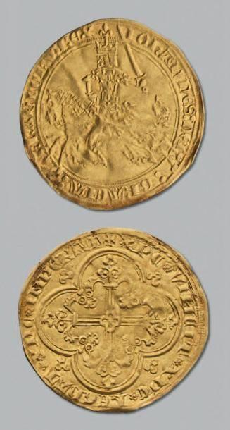 JEAN II, le Bon (1350-1364) Franc à cheval....