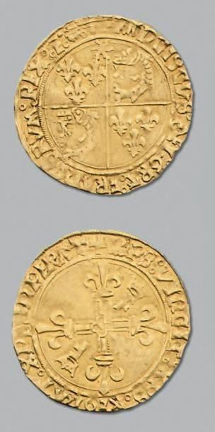 FRANÇOIS 1er (1515-1547) Écu d'or au soleil...
