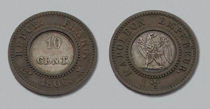 PREMIER EMPIRE (1804-1814) Demi-Franc. 1808....
