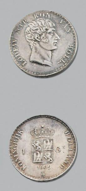 ROYAUME de HOLLANDE Louis Napoléon (1806-1810)...