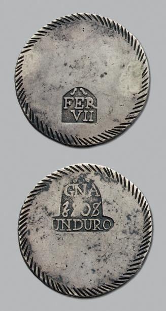 SIÈGE de GERONE (Espagne) 1808-1809 Duro...