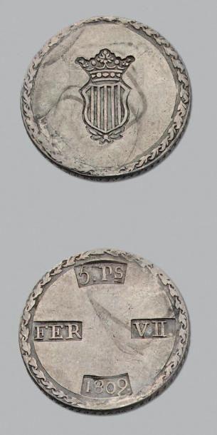 SIÈGE de TARAGONE (Espagne, 1809) Duro de...