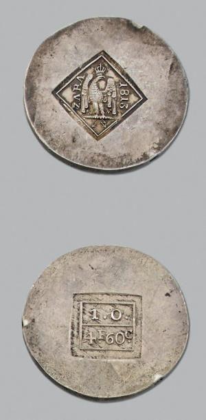 SIÈGE de ZARA (Croatie, 1813) 4 Francs 60...