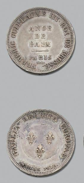 FRÉDÉRIC GUILLAUME III, Roi de Prusse (1797-1820)...