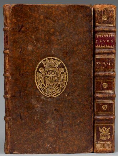 [LA FAYETTE (Marie-Madeleine Pioche de La Vergne, comtesse de) et al.]