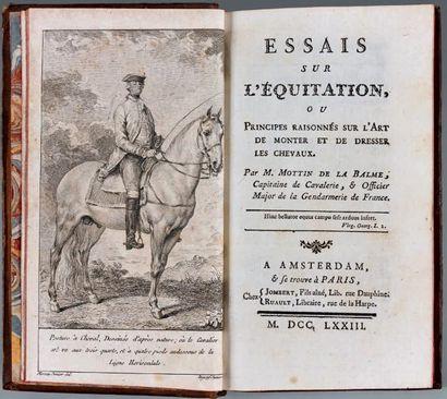 MOTTIN DE LA BALME (Augustin)