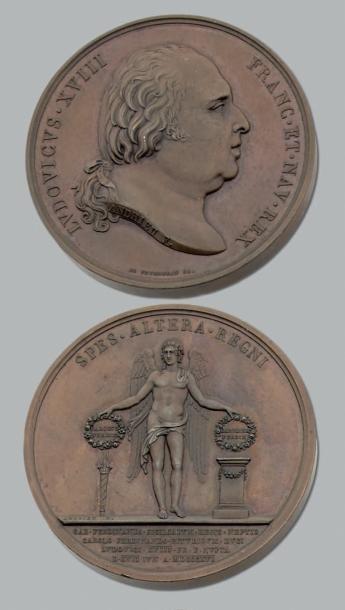 17 Juin 1816: Mariage du Duc de Berry avec...