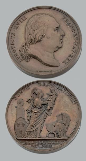 29 Septembre 1820: Naissance du Duc de Bordeaux...