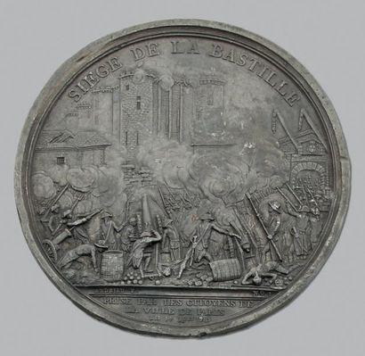 Siège de la Bastille, Prise de la Bastille,...