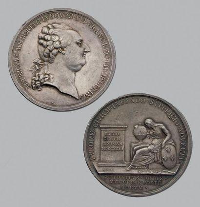 Louis XVI: 21 janvier 1793. À l'Éternelle...