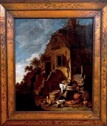 Egbert van der POEL (1621-1664)