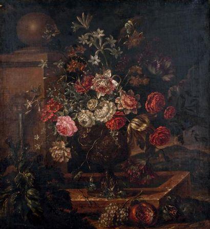 Van der PUTTE (actif en Flandres à la fin du XVIIe et au début du XVIIIe siècle)