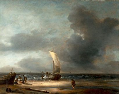 Hendrik Jacobsz DUBBELS (1621-1707)
