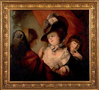 Révérend William PETERS (milieu du XVIIIe siècle - mort en 1814)