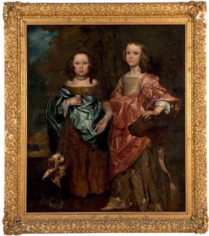 Entourage de William GANDY (1660-1729)