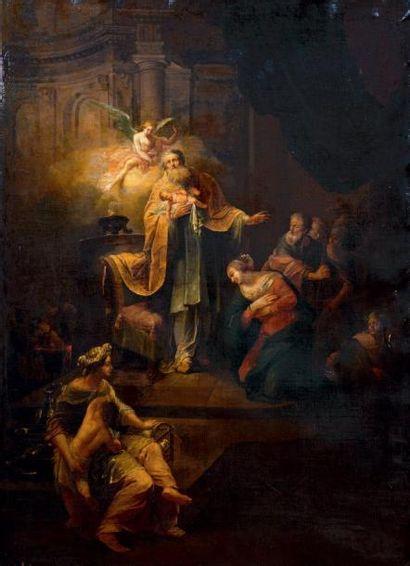 Attribué à François VALENTIN (1738-1805)
