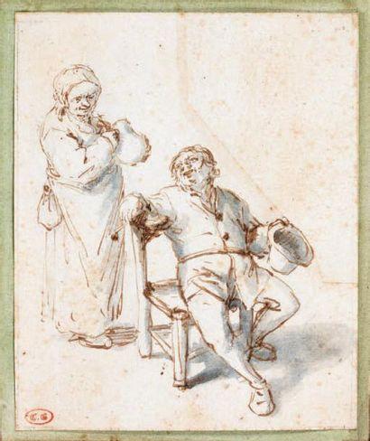 Atelier de Adriaen van OSTADE (1610-1684)