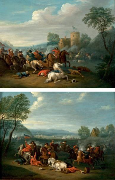 Attribué à Carel BREYDEL (1678-1733)