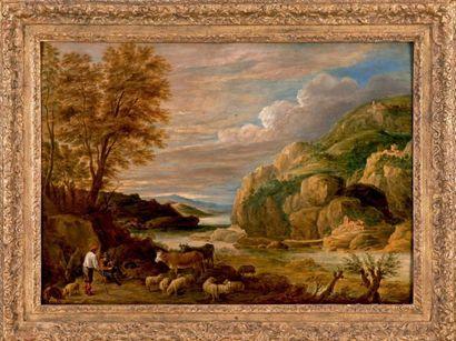 Atelier de David TENIERS (1610-1690)
