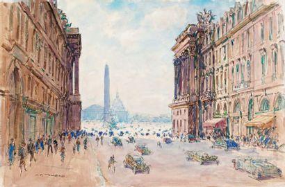 Fernand Fortuné TRUFFAUD (1866-1955)
