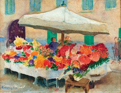 Ethel CARRICK-FOX (1872- 1952)