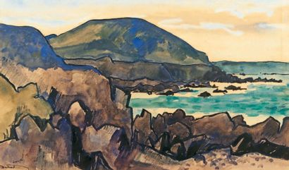 Louis Robert ANTRAL (1895-1939)