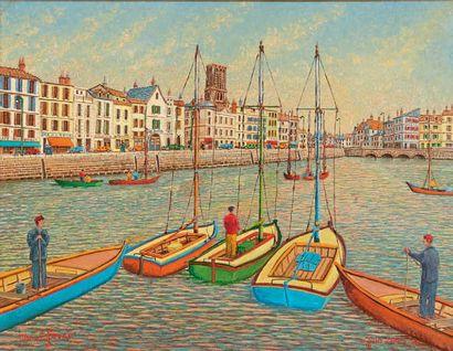 Marcel FAVRE (1907-1972)