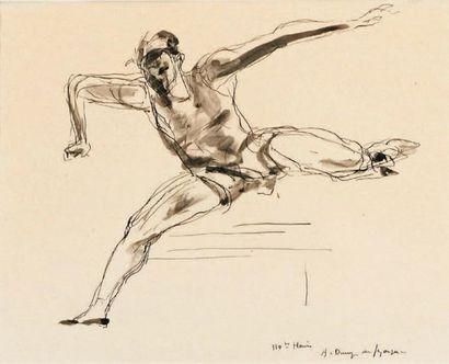 André Albert Marie DUNOYER DE SEGONZAC (1884-1974)