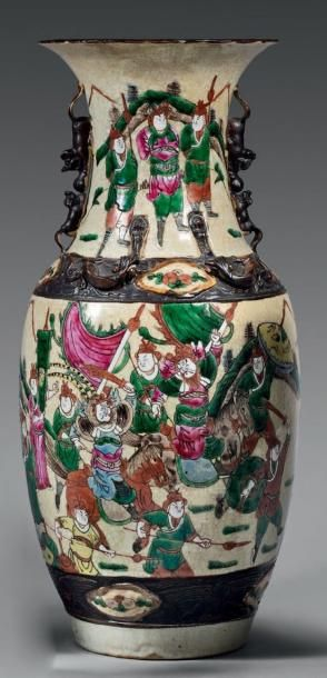 CHINE, Nankin - Fin du XIXe siècle