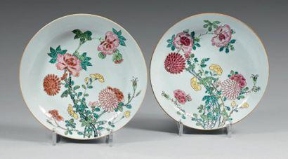 CHINE - Époque YONGZHENG (1723-1735)