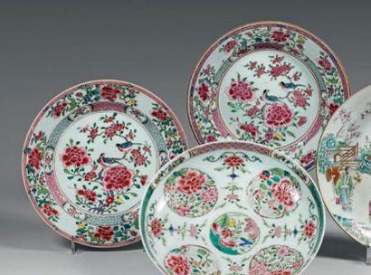 CHINE - époque Qianlong (1736-1795)