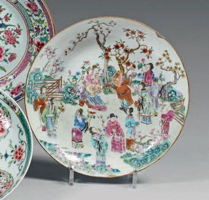 CHINE - Époque DAOGUANG (1821-1850)