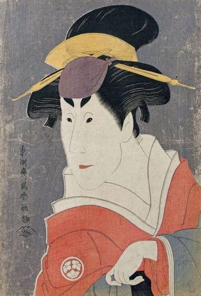 Toshusai Sharaku (actif 1794-1795)